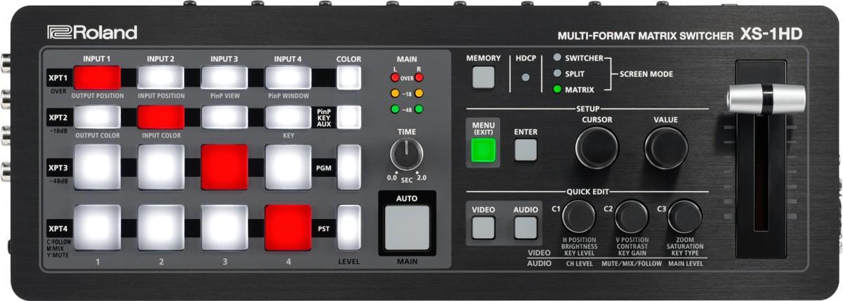 Roland XS 1HD