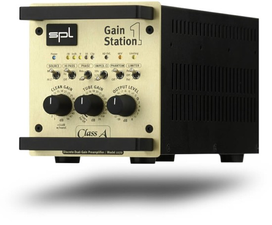 SPL Gain Station 1 AD