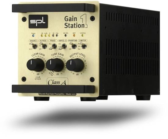 SPL Gain Station 1 AD