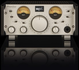 SPL Phonitor Silver