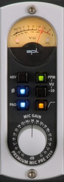 SPL Premium Mic Preamp RPM DEMO