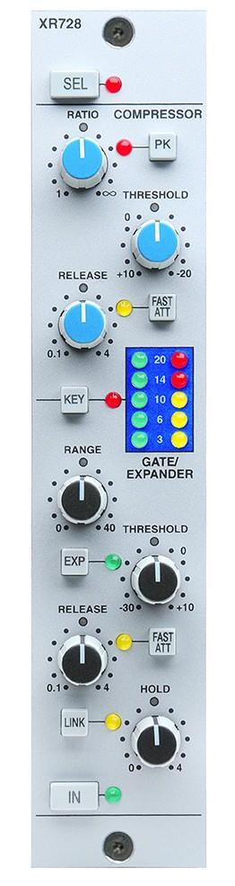 SSL XRack Stereo Dynamics Modul