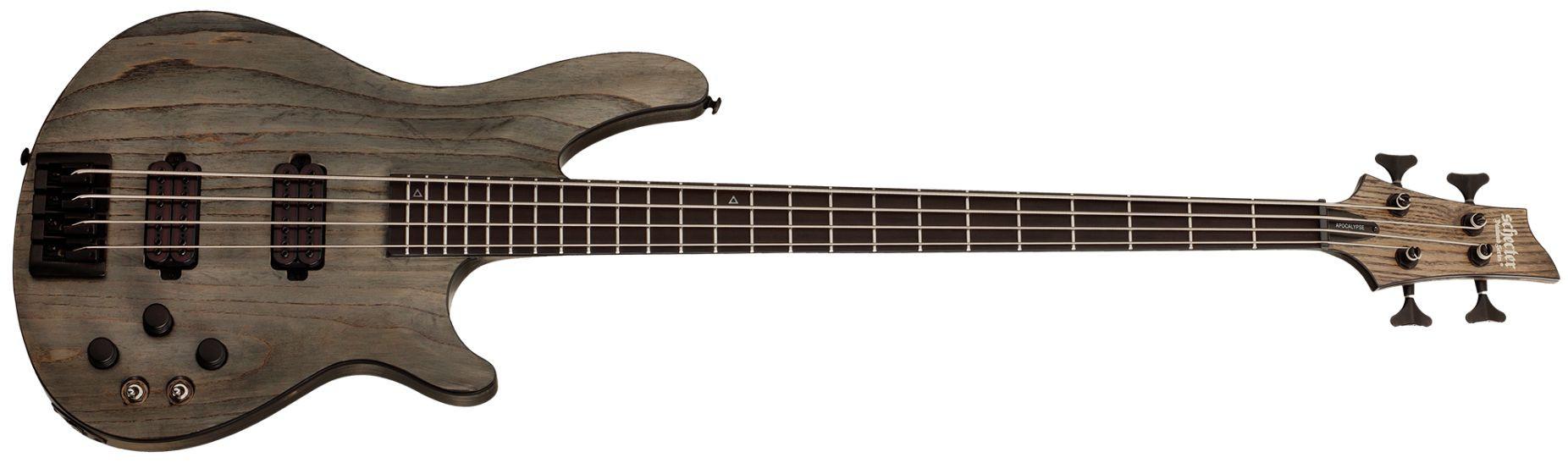 Schecter C4 Apocalypse Bass
