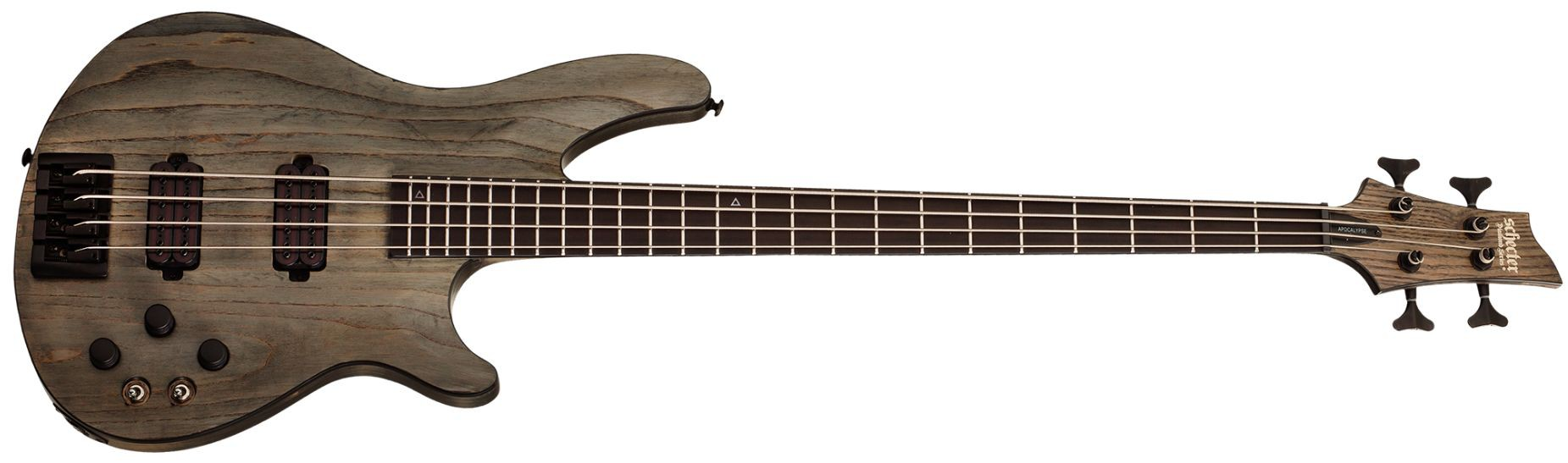Schecter C4 Apocalypse EX Bass