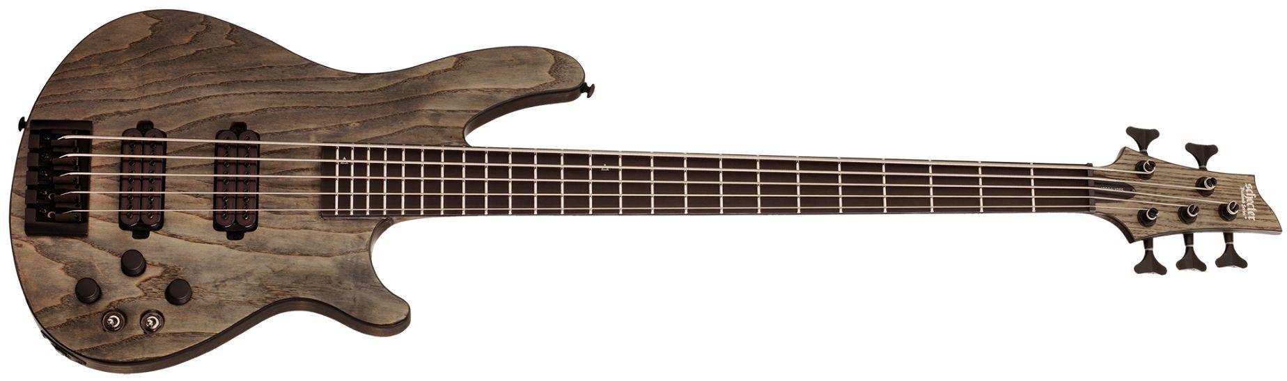 Schecter C5 Apocalypse Bass