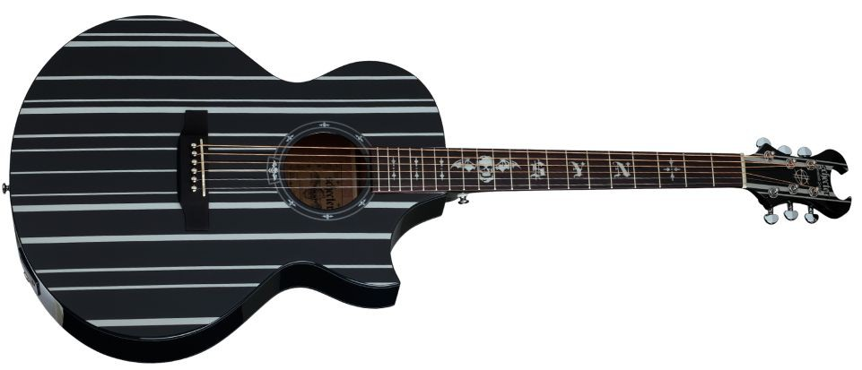 Schecter Synyster Gates SYN GA SC Acoustic 3700