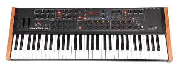 Sequential  DSI Prophet 08 PE Keyboard