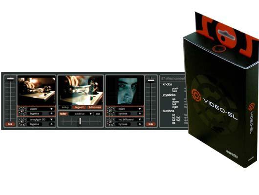 Serato Video Boxed