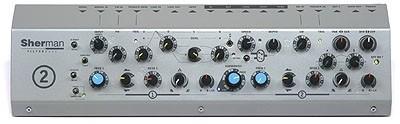 Sherman Filterbank II