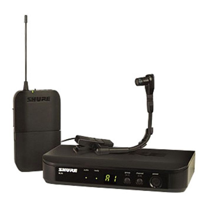 Shure BLX 14E B98 Beta Wireless Analog Instrument