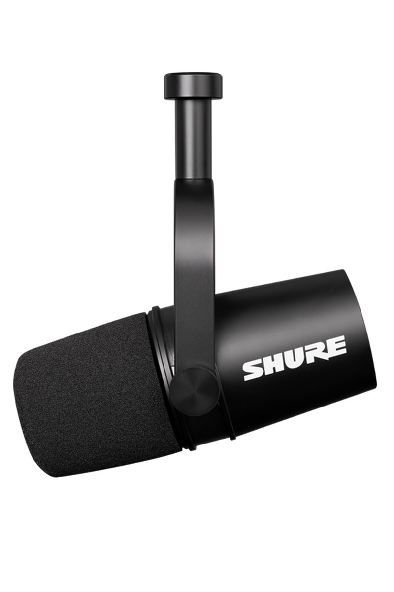 Shure Motiv MV 7X XLR Podcast Mikrofon