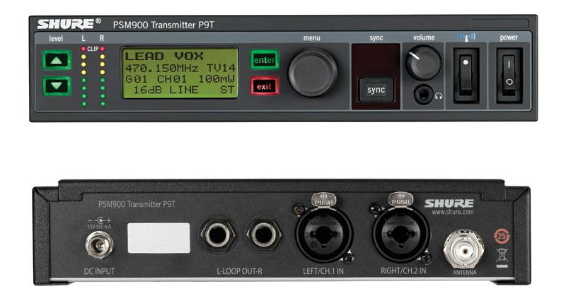 Shure PSM 900 Sender