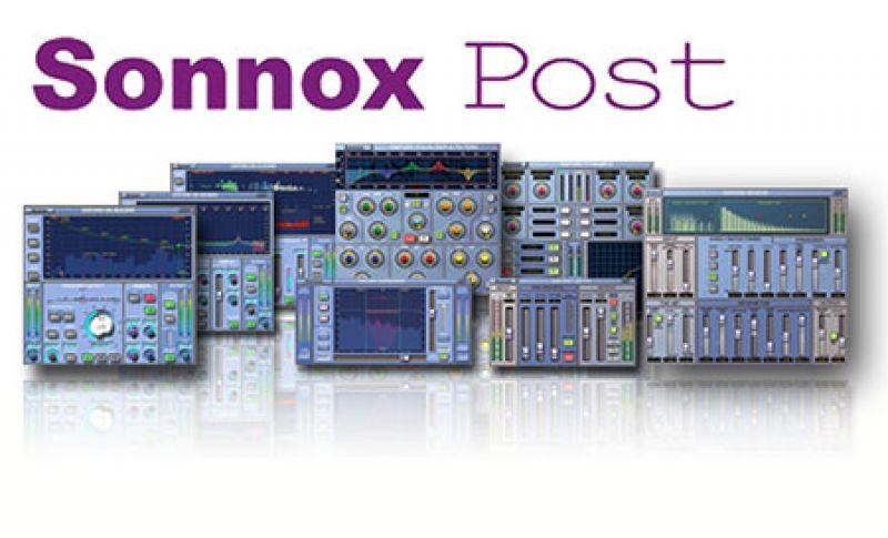 Sonnox Post Native