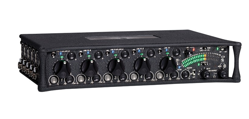 Sound Devices 552 inkl  VT 506 Lavalier