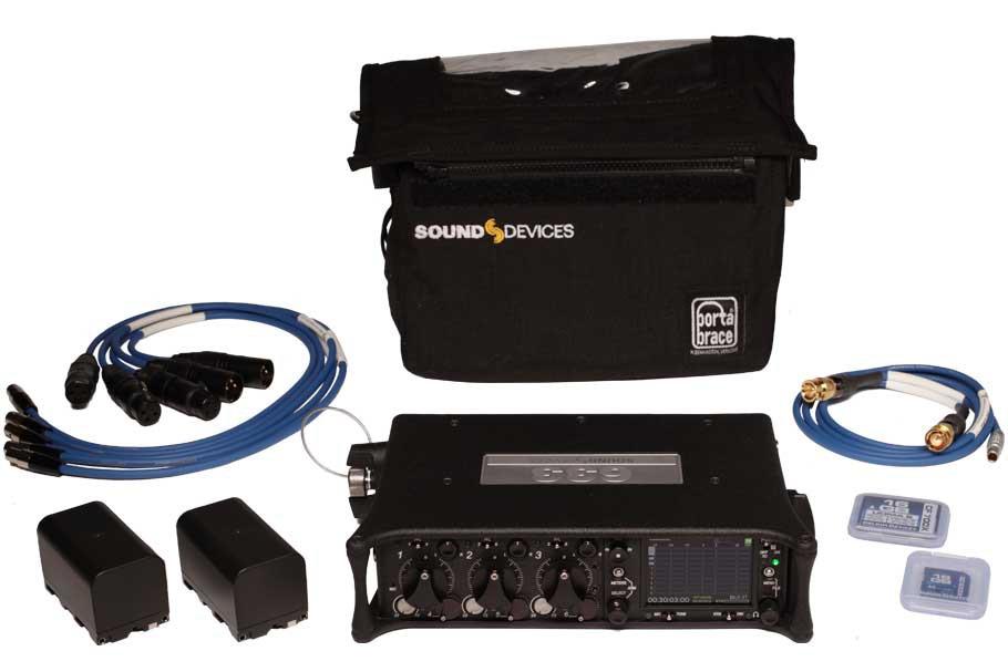 Sound Devices 633 Kit inkl  VT 506 Lavalier