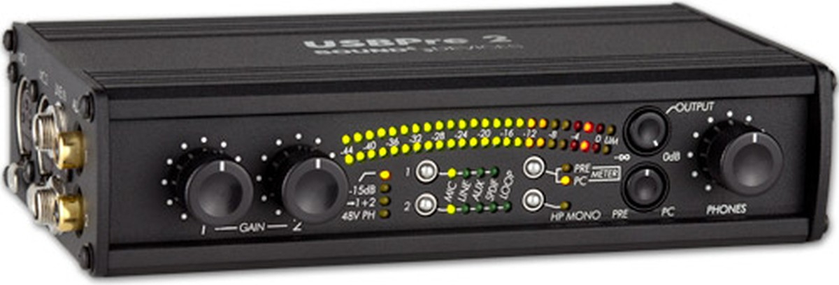 Sound Devices USB Pre 2