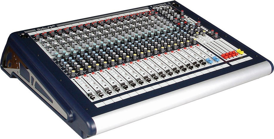 Soundcraft GB2 16 2 Live Konsole