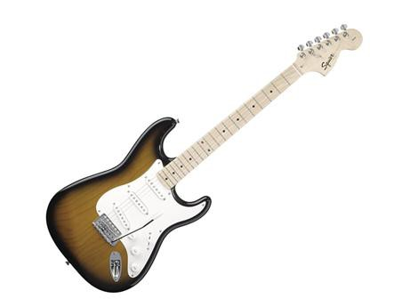 Squier Affinity Stratocaster 2 Color Sunburst MN