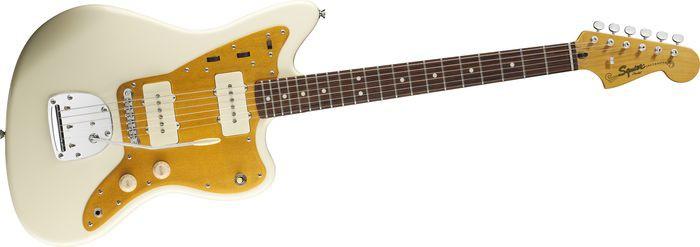 Squier J Mascis Jazzmaster Vintage White Laurel