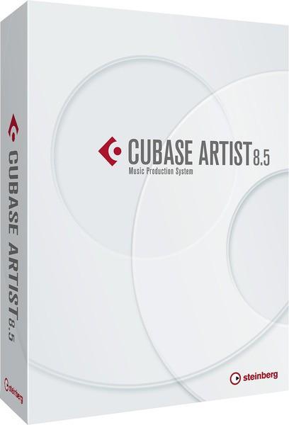 Steinberg Cubase Artist 9 5  EDU ink  Upg  auf 10