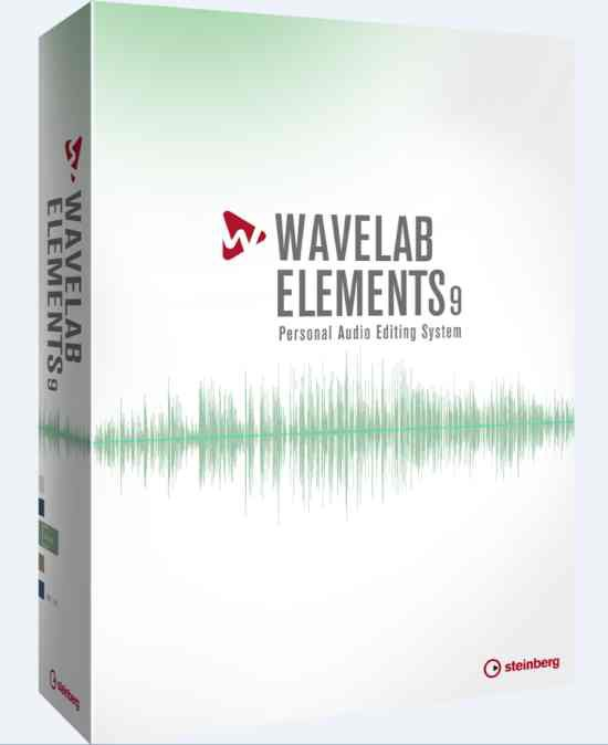 Steinberg Wavelab Elements 9 5