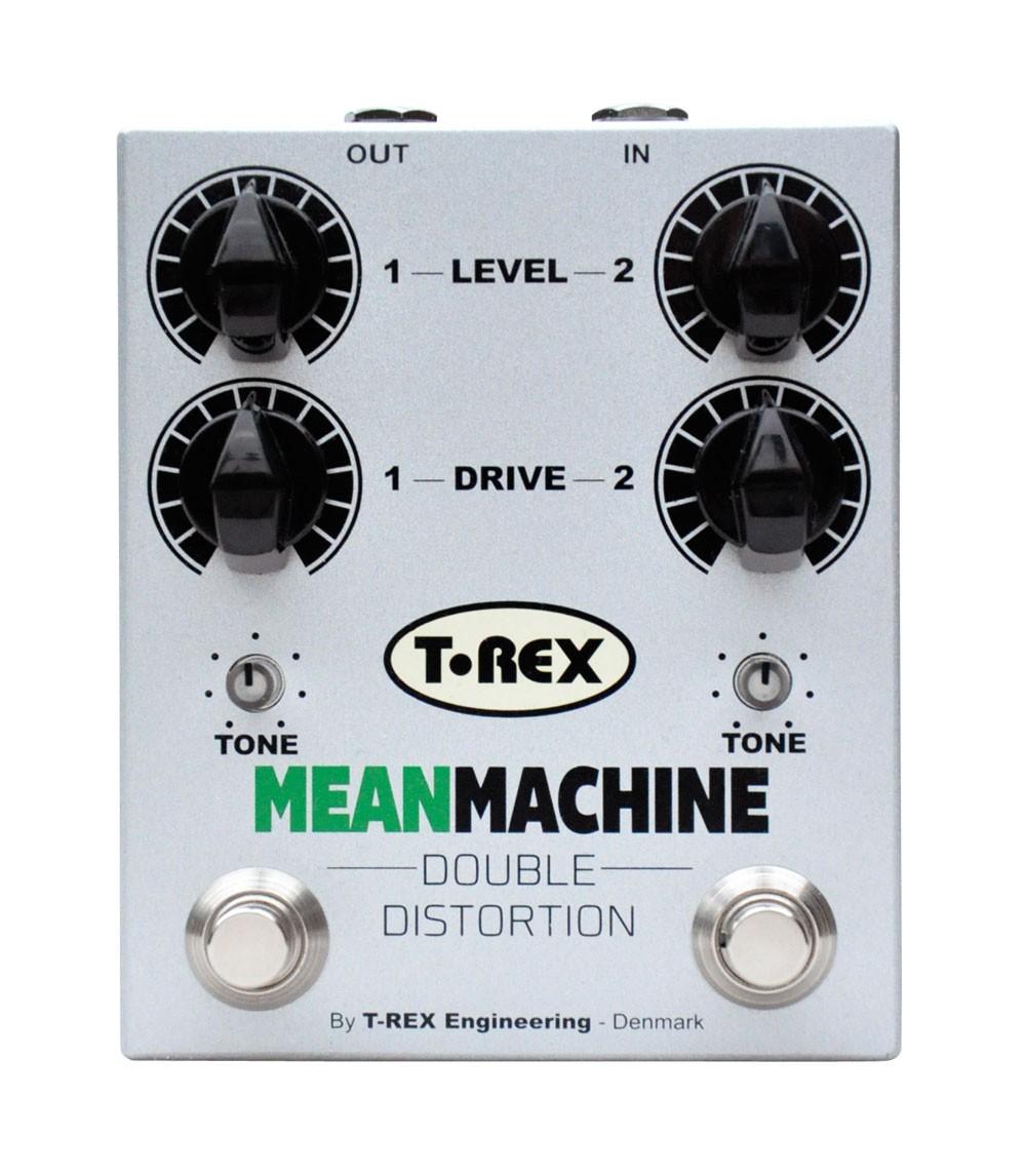 T Rex Mean Machine Double Distortion