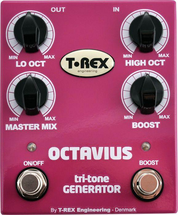 T Rex Octavius