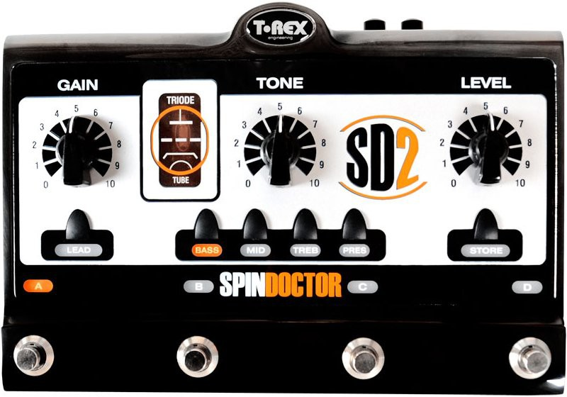 T Rex SpinDoctor 2 Overdrive