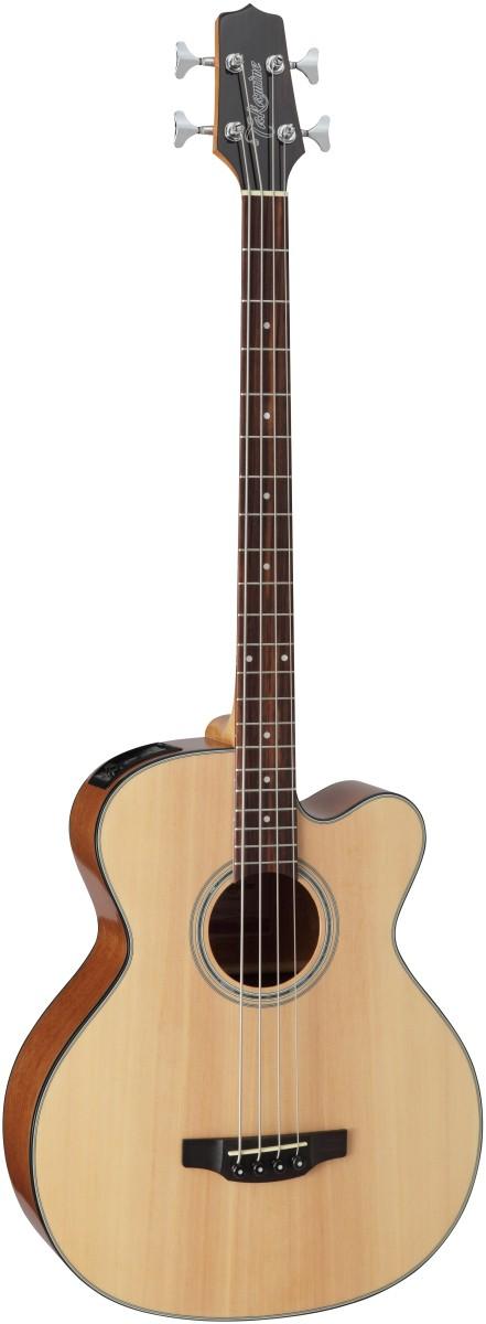 Takamine GB30CE NAT Jumbo Bass Natural Gloss
