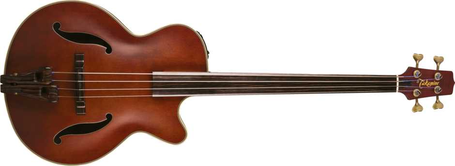 Takamine TB10 Archtop Bass