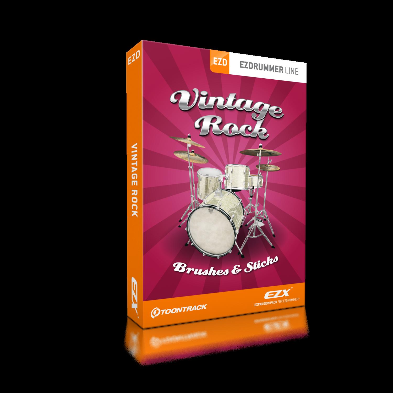 Toontrack EZX Vintage Rock