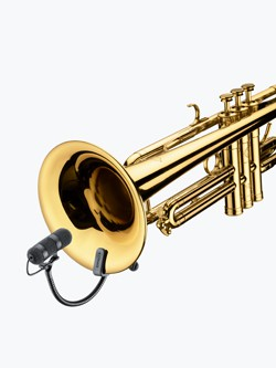 Trumpet Microphone