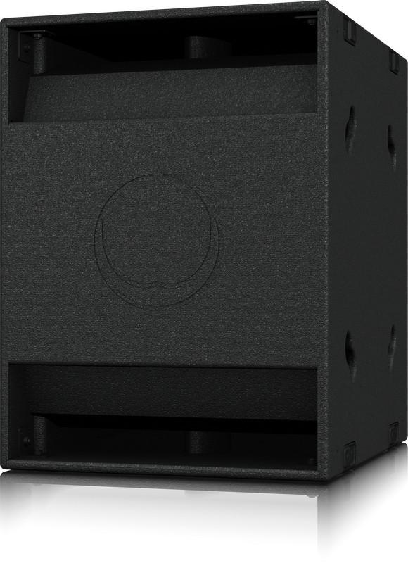 Turbosound NuQ118B Black Subwoofer passiv
