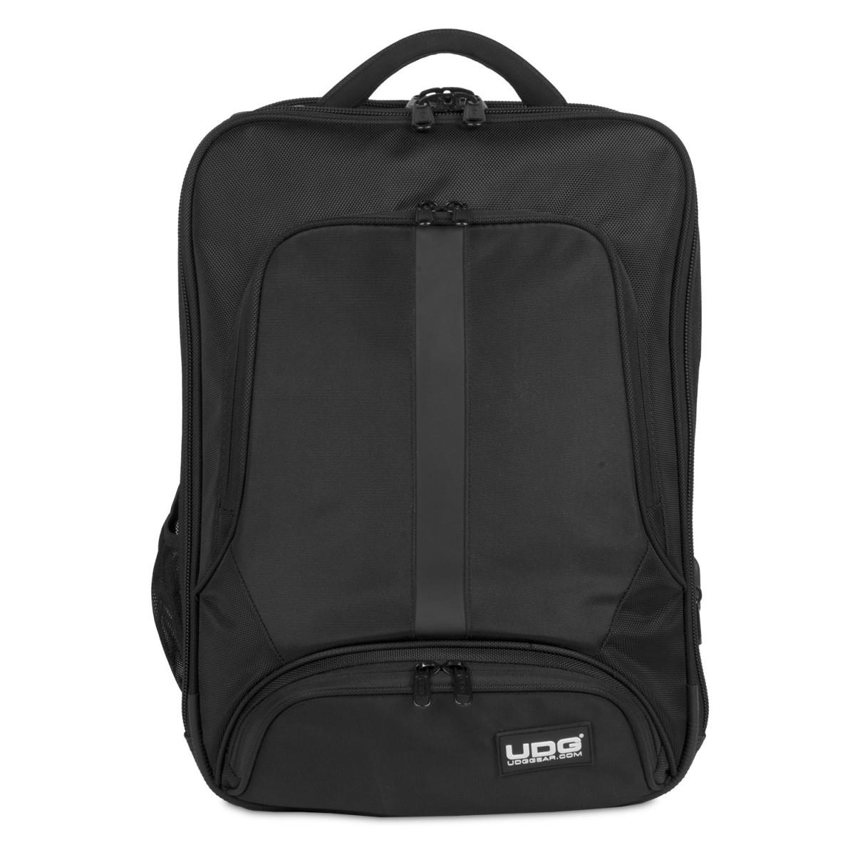 UDG Backpack Slim Black Orange U9108BL OR