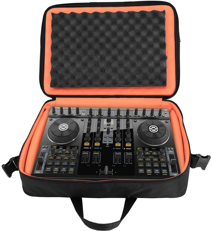 UDG Kontrol S4 Bag U9013 Black  Orange