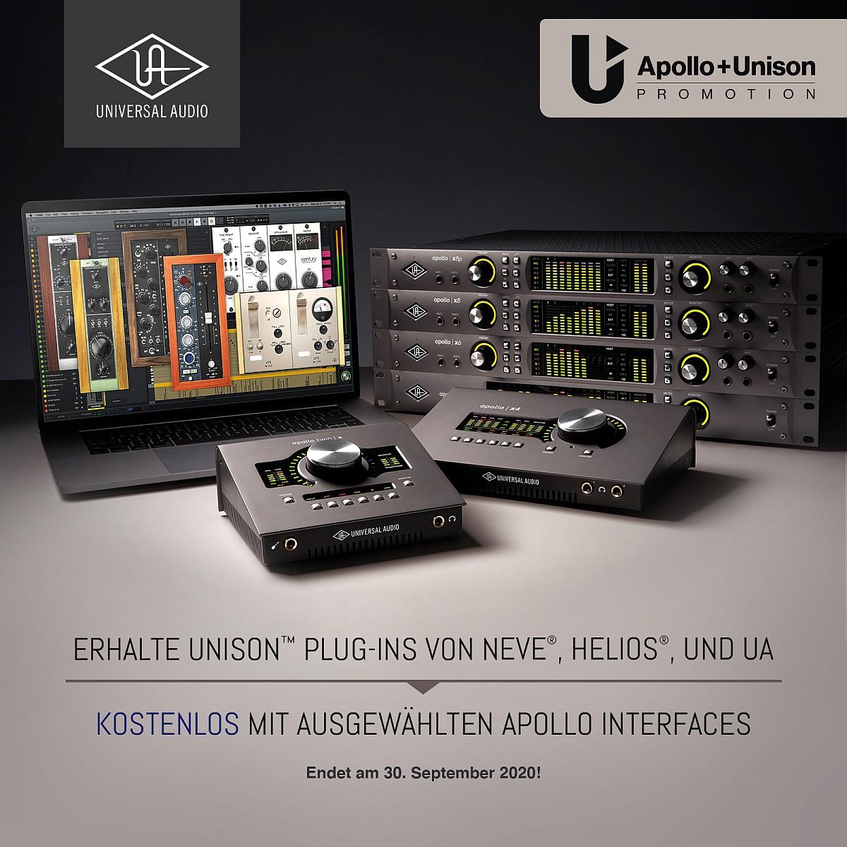 Universal Audio Apollo X16 PROMO