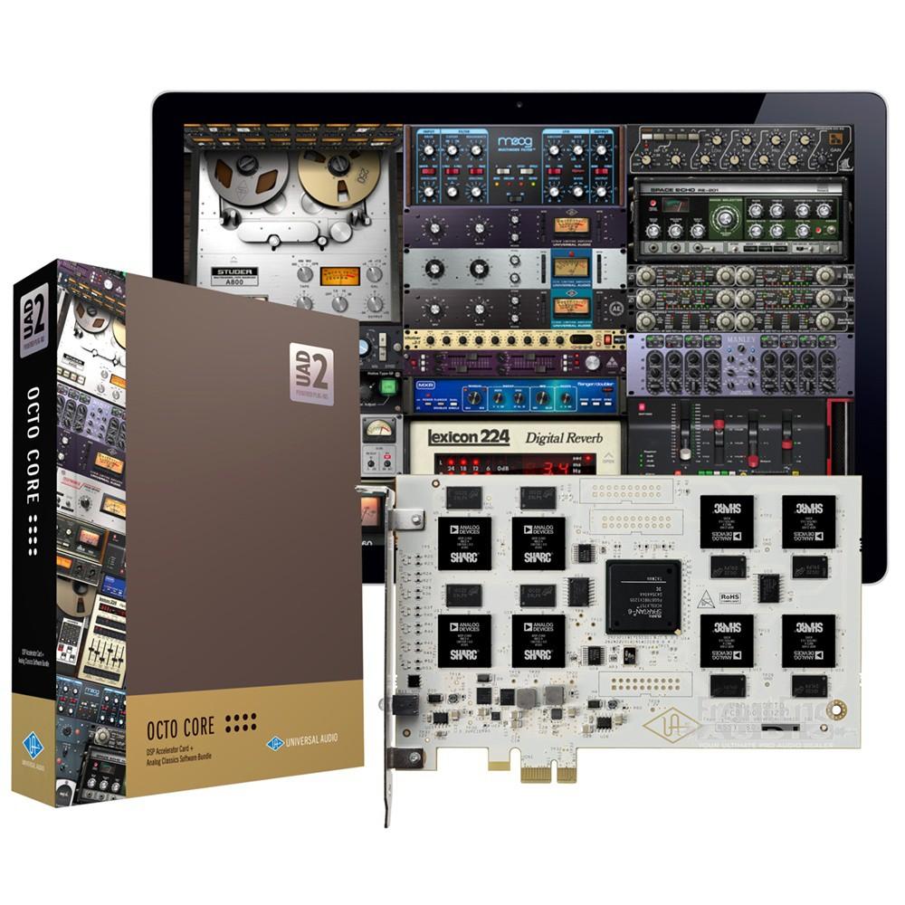 Universal Audio UAD 2 Octo PCIe Karte
