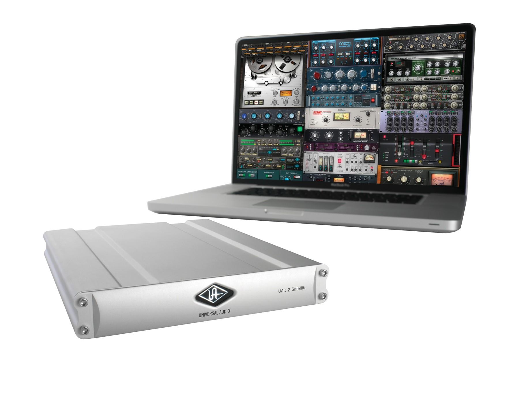 Universal Audio UAD 2 Sat  Quad Custom FW