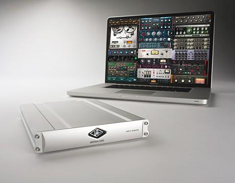 Universal Audio UAD 2 Satellite Quad Core FW
