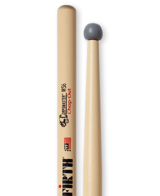 Vic Firth MS6CO Practice Stick Corpsmaster Serie