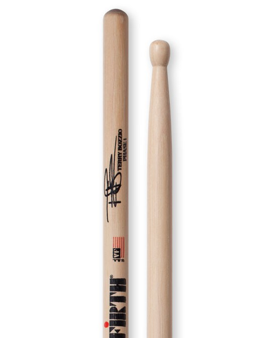 Vic Firth STB1 Terry Bozzio Phase I Signature Serie