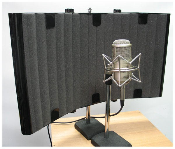 Wave Panels Mic Thing