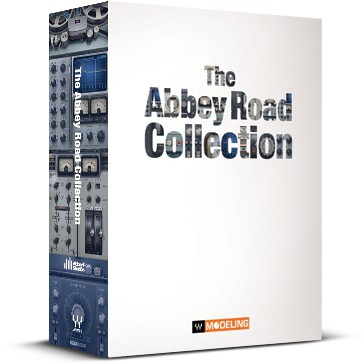 Waves Abbey Road Collection License Bundle