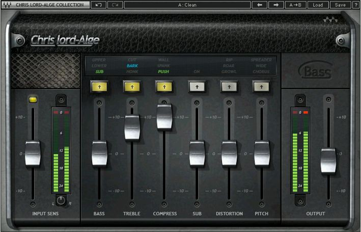 Waves CLA Bass License