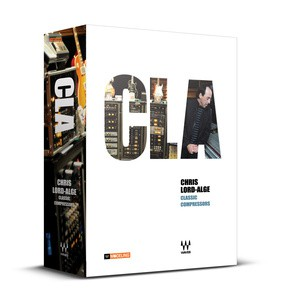 Waves CLA Classic Compressors License Bundle
