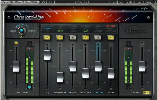 Waves CLA Effects License