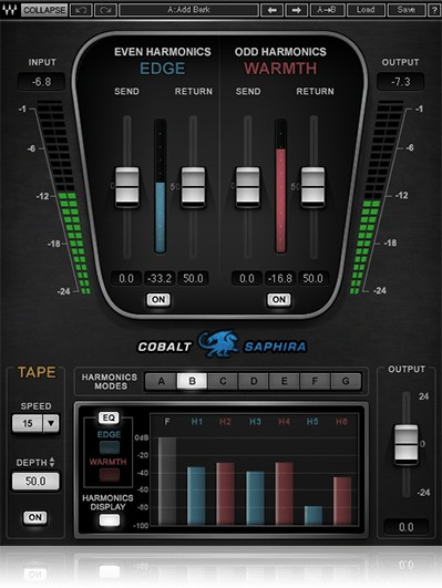 Waves Cobalt Saphira License