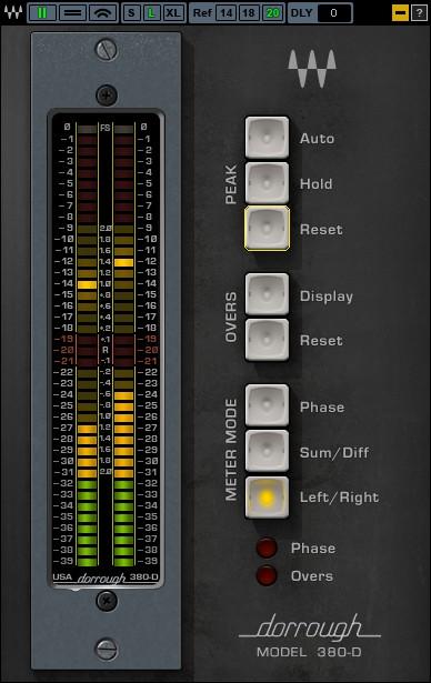 Waves Dorrough Stereo License