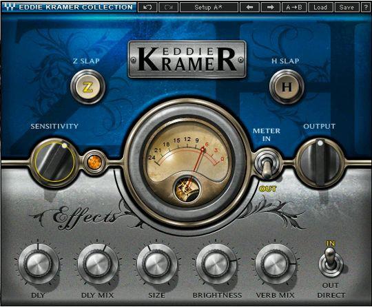 Waves Eddie Kramer Effects Channel License