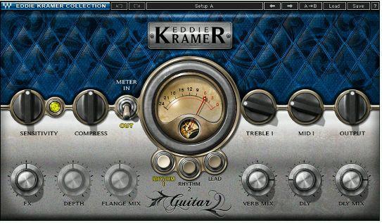 Waves Eddie Kramer Guitar Channel License